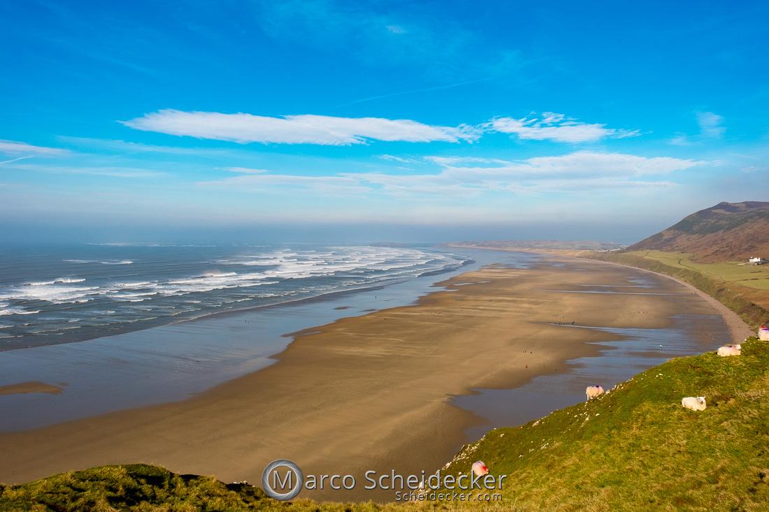C2019-02-22-0001  -  Rhossili Bay - Wales