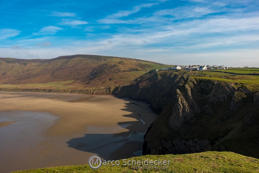 C2019-02-22-0014  -  Rhossili Bay - Wales