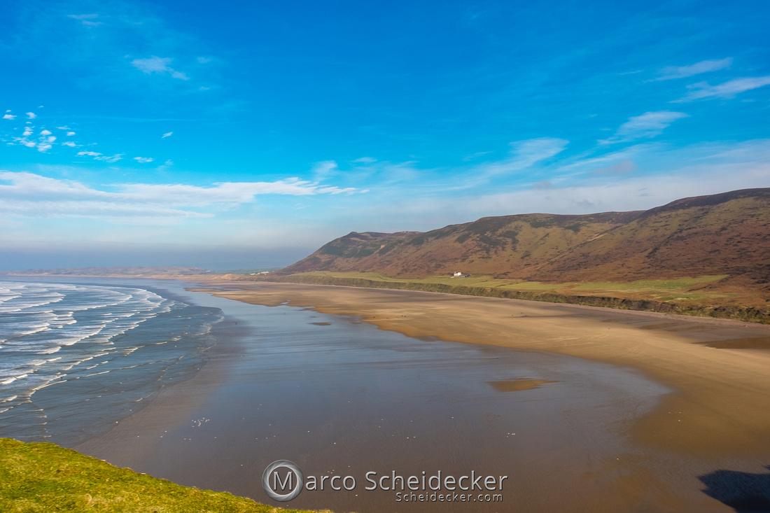 C2019-02-22-0018  -  Rhossili Bay - Wales
