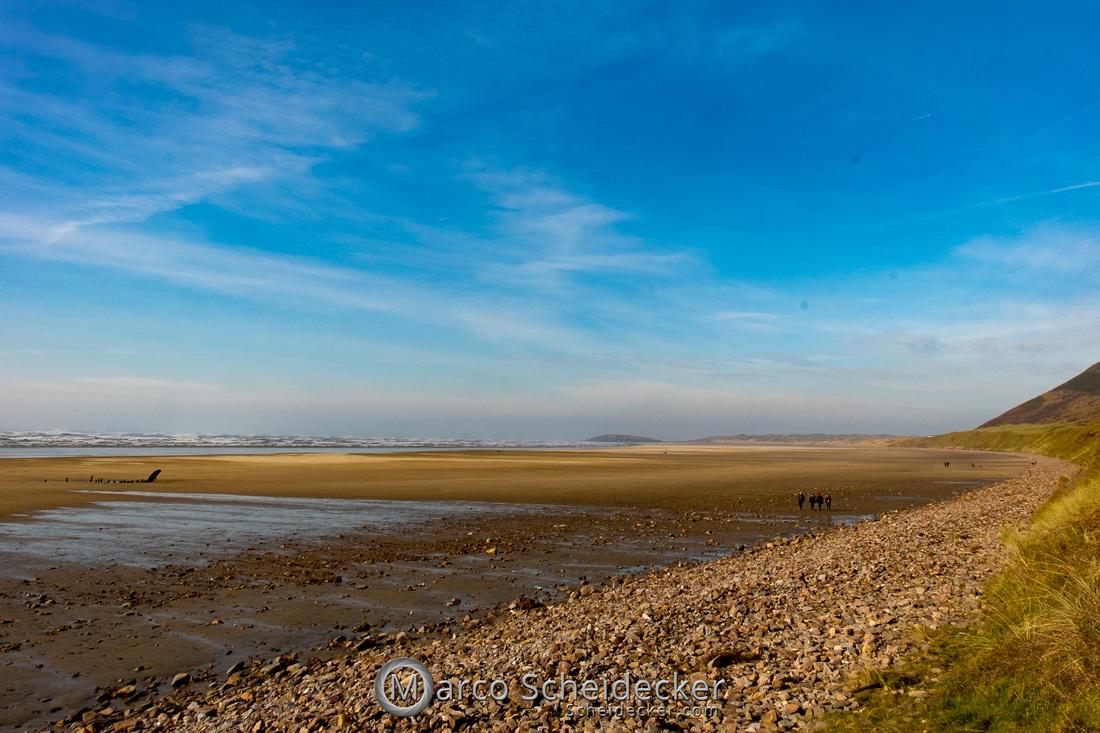 C2019-02-22-0108  -  Rhossili Bay - Wales