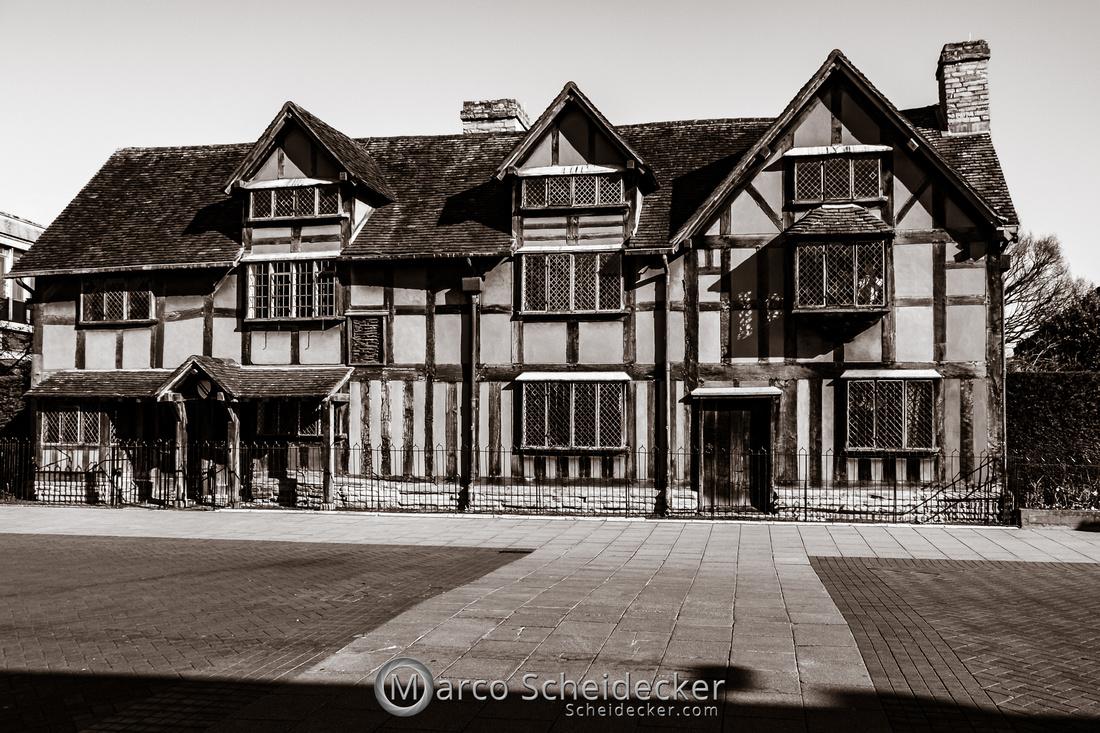 C2019-02-25-4002  -  Shakespeare's Birthplace - Stratford UK